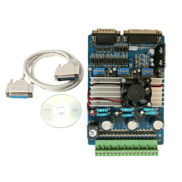 Cnc Router 3 Axis Tb6560 Stepper Motor Driver Board Controller Us
