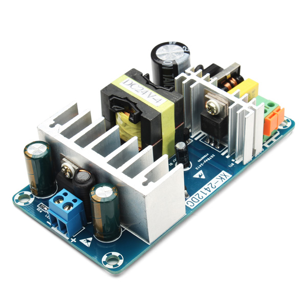 4A To 6A 24V Switching Power Supply Board AC-DC Power Module single output switching power supply 18v 6 6a 100 120v 200 240v ac input led power supply 120w 18v transformer