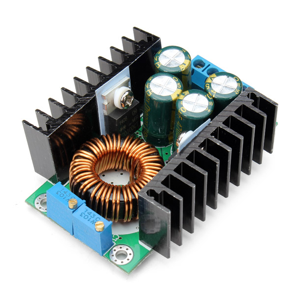 DC-DC Step Down Adjustable Constant Voltage Current Power Supply Module 10 pcs lot dc dc buck converter step down voltage module 6v 12v 20v 24v adjustable power supply 7 40v to 1 2 35v 8a 300w