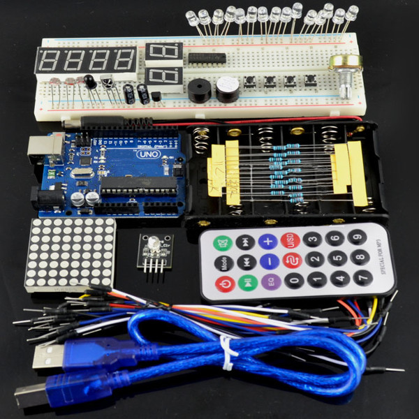 Basic Starter Learning Kit UNO For Arduino Basics купить