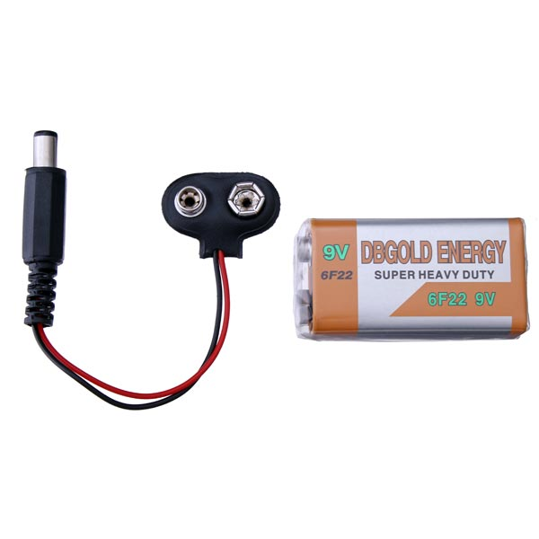Buy 9V Battery And Buckle Snaps Deduction For Arduino