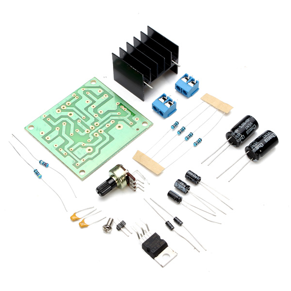 DIY TDA2030A TDA2030 Single Track Power Amplifiers Board Kit