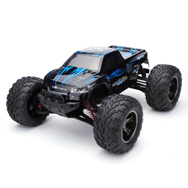 Buy 9115 1/12 2.4GHz 2WD Brushed RC Monster Truck RTR