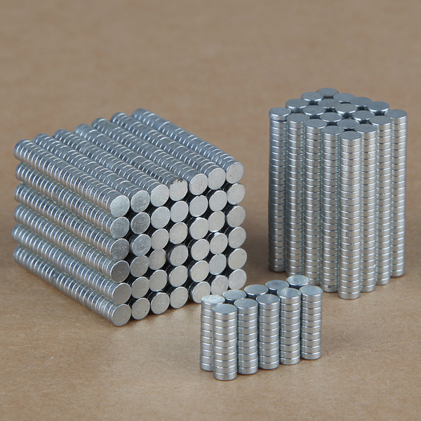 100PCS 3mm x 1mm N35 Rare Earth Neodymium Super Strong Magnets neodymium nib magnet spheres 6mm 10 pack