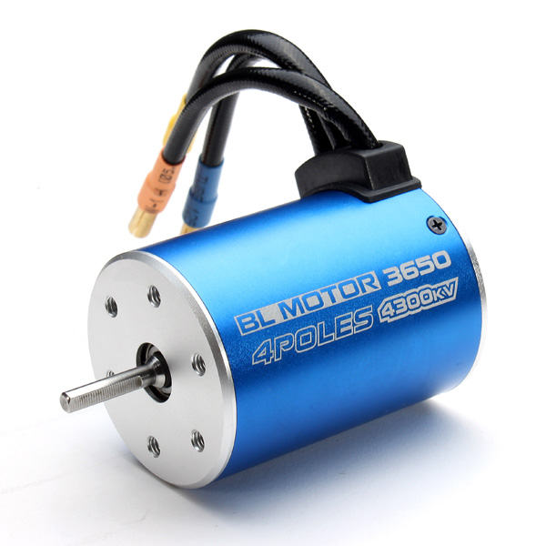 1/10 RC Car 3650 Senseless Brushless 4300/3100/2050KV Motor leopard hobby lbp4082 lbp4282 brushless inrunner 4082 4282 2000kv 1600kv 4 pole motor for rc car boat