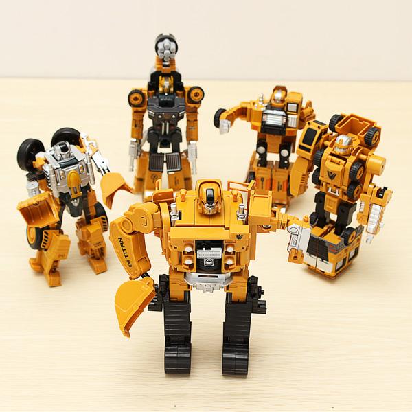Metal Truck Hercules Combination Truck Transformers Toys от Banggood INT