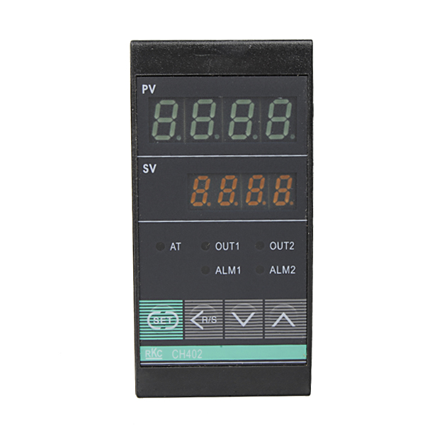 CH402 100-240V 50/60Hz Dual Digital PID Temperature Controller