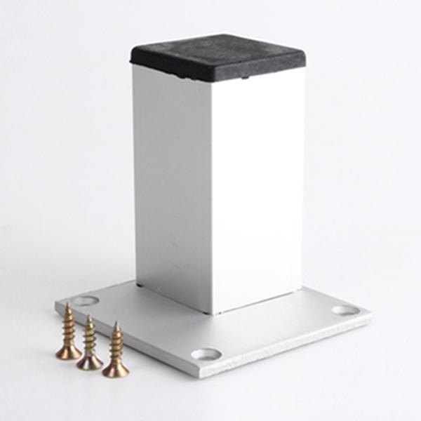... in alluminio piedi quadrati gabinetto tavolo mobili si distinguono
