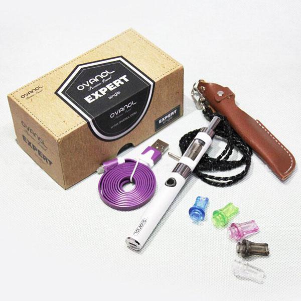 OVANCL EXPERT 650mah 5-Pin Electronic Cigarette Kit от Banggood INT