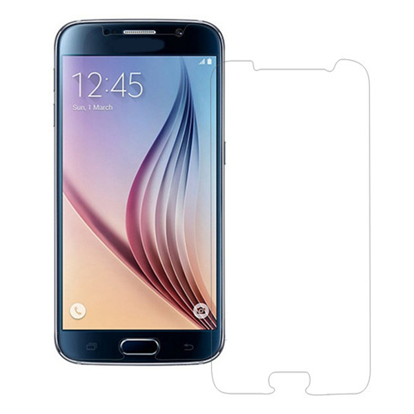 Buy 9H Tempered Glass Screen Protector Film For Samsung Galaxy S6 G9200