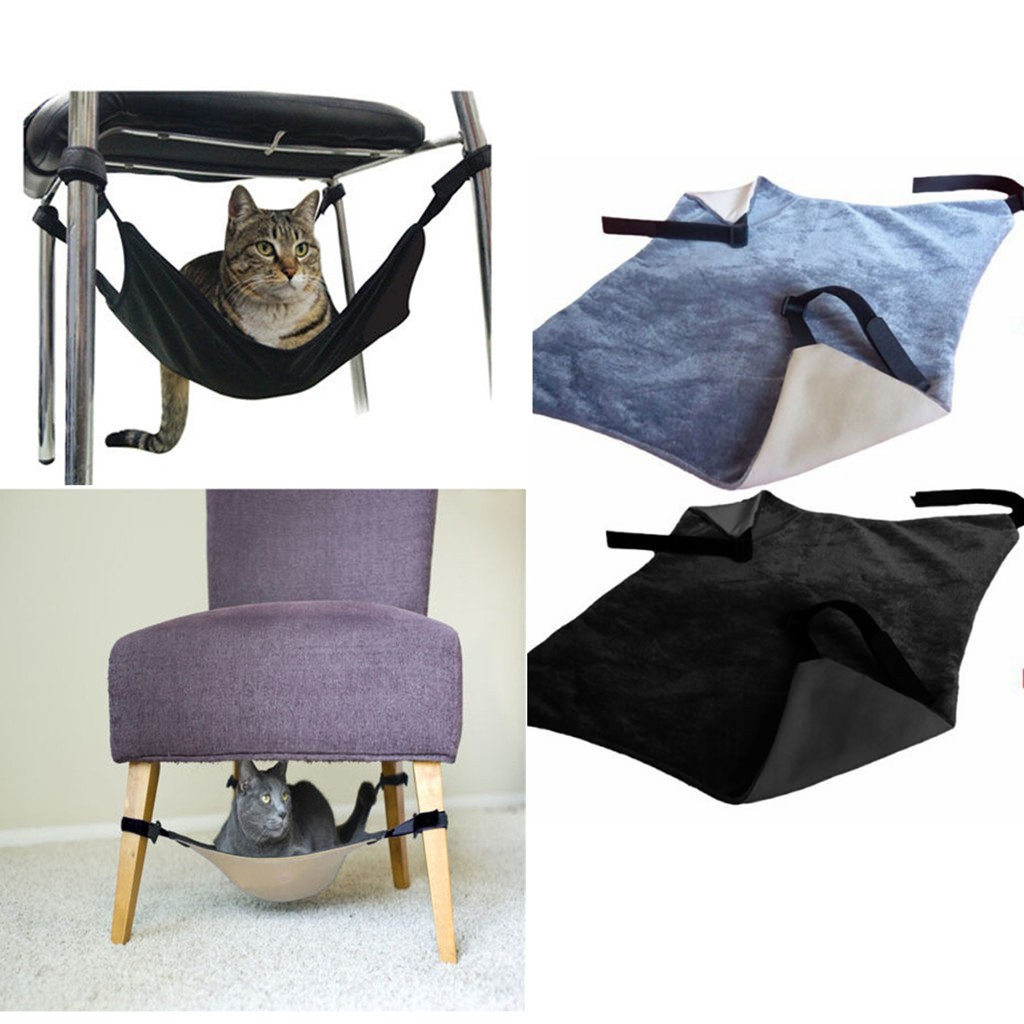 Pet Cat Kitty Comfortable Hammock Crib Bed Soft Warm Cat Bed