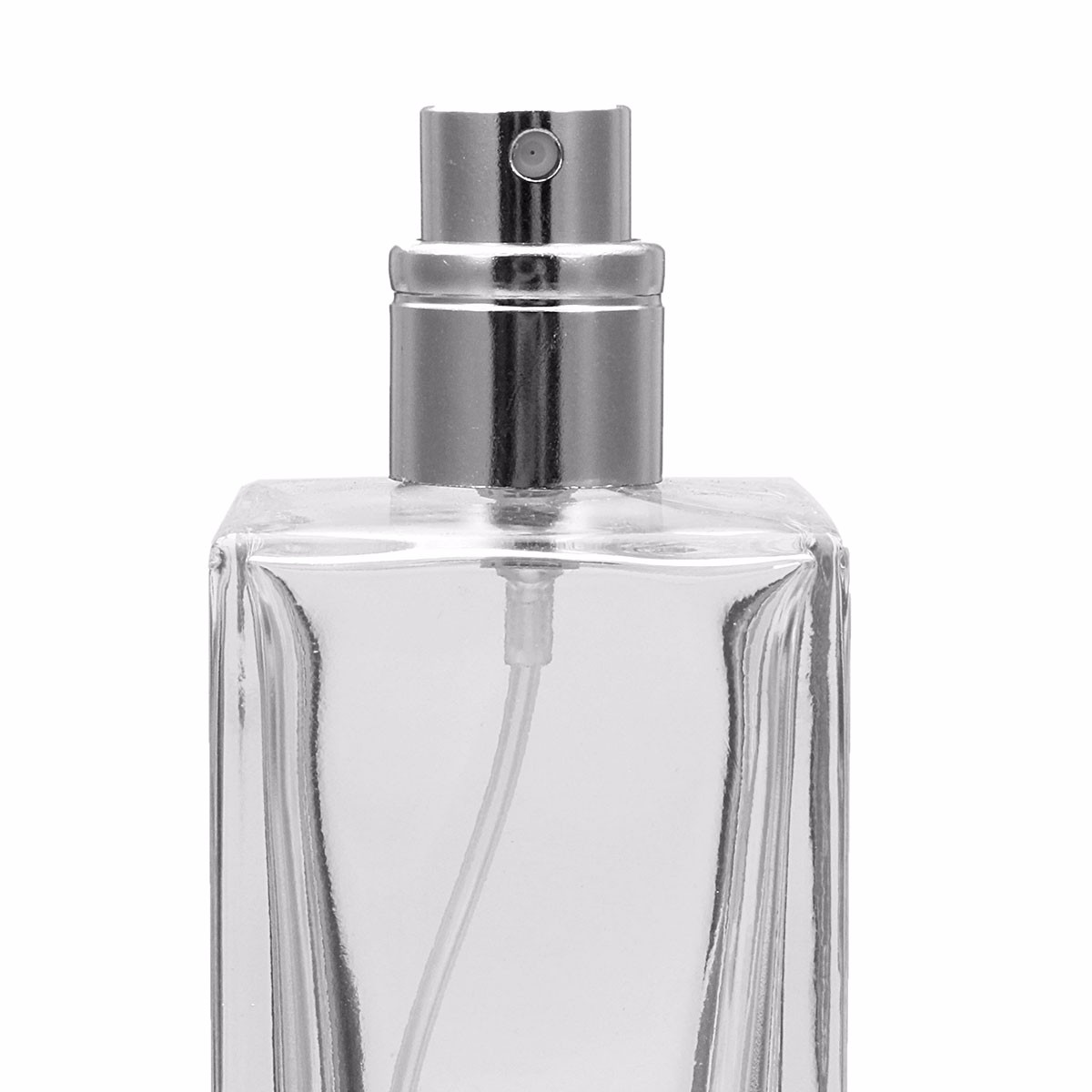 Refillable Empty Perfume Spray Container Bottle Glass