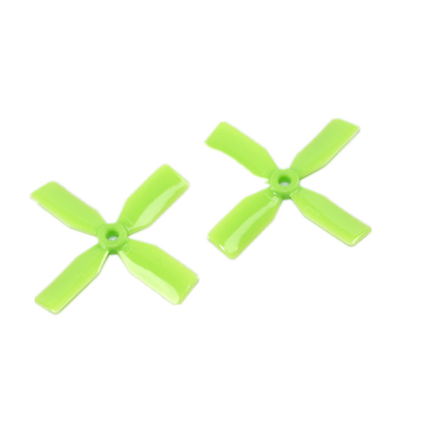8 Pairs Kingkong 3x3x4 3030 4-Blade Propeller CW CCW for FPV Racer - Photo: 3