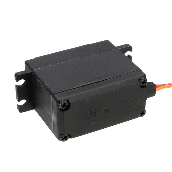 Power HD-3001HB 4.4KG 43g Servo Steering Engine RC Car Spare Part - Photo: 2
