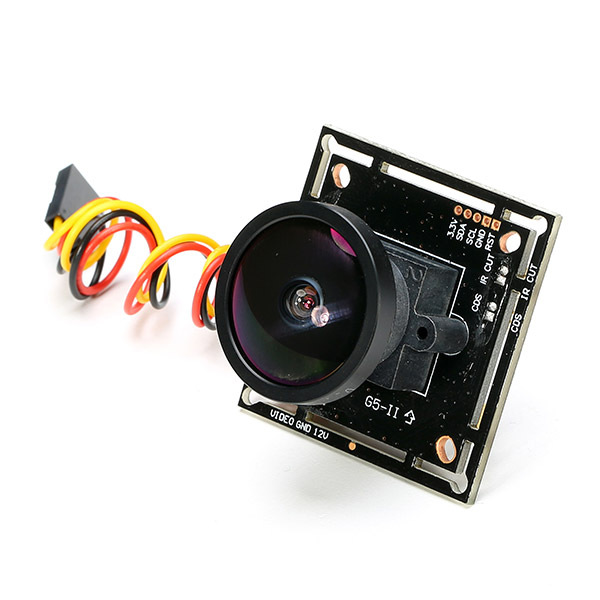 800TVL FPV HD 1/3 Inch CMOS Camera Wide Angle Lens For QAV250 Multicopters eachine 700tvl 2 6mm lens 1 3 cmos 110 degree fpv mini camera