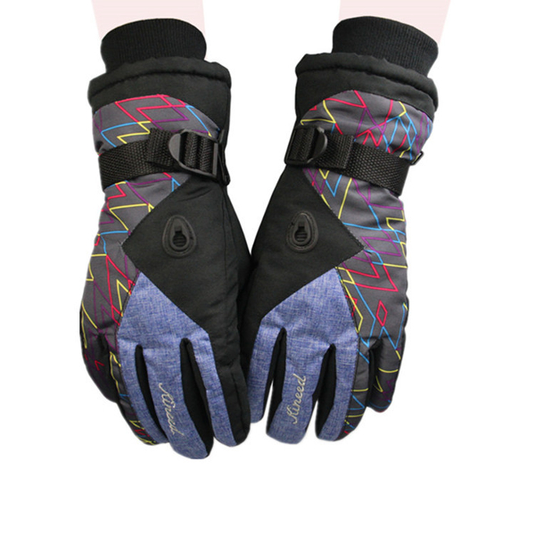 Winter Warm Skiing Motorcycle Gloves Breathable Talson Riding Outdoor Sports