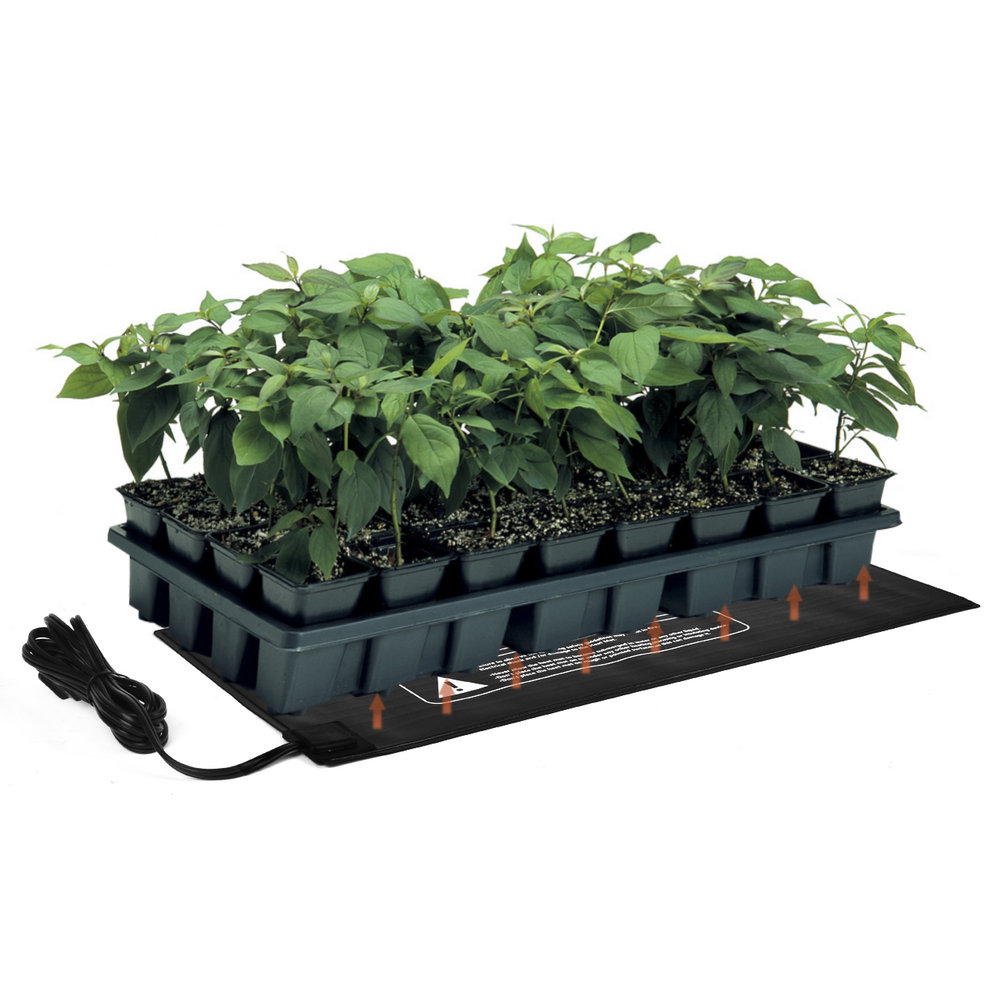 120v Plant Seedling Growth Electric Heating Pad Gardening