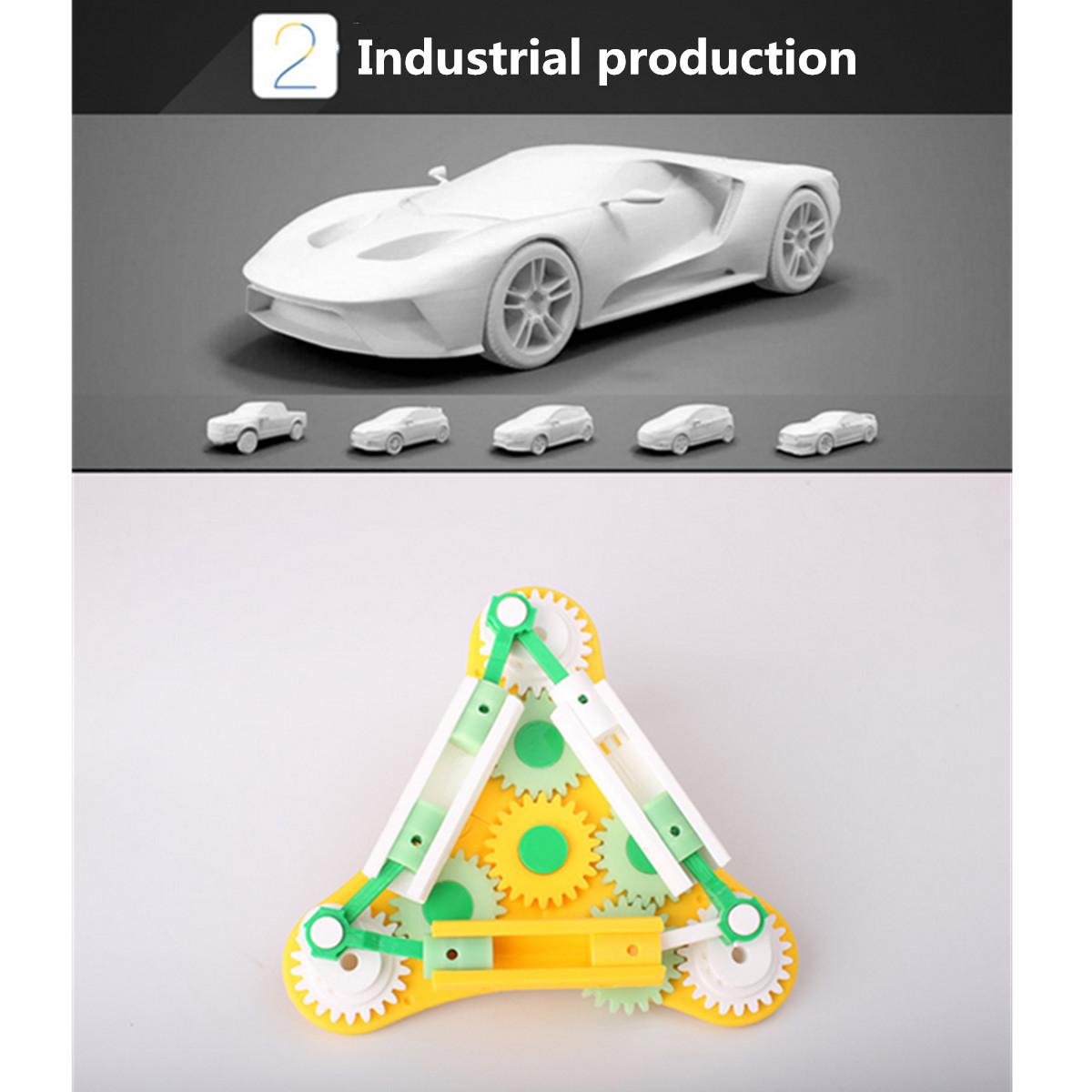 1.75mm 1kg/2.2lb PLA 3D Printer Filament For Mendel Printrbot Reprap Prusa 16