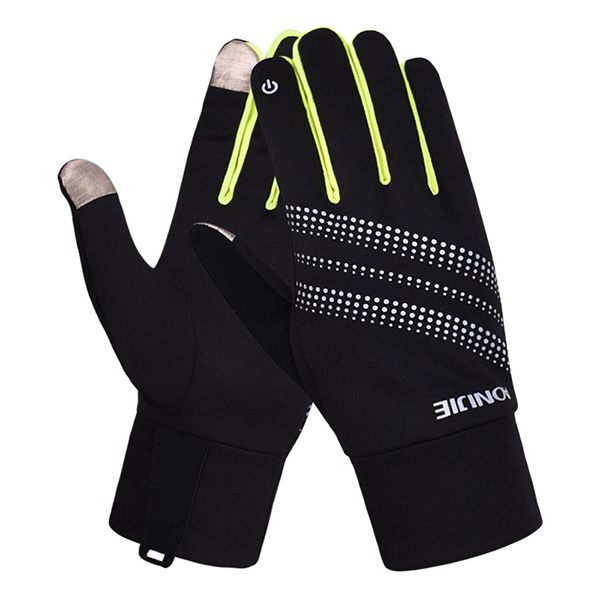Touch Screen Gloves Fleece Windproof Winter Thermal Gloves