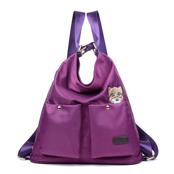 Cat Pockets Bag