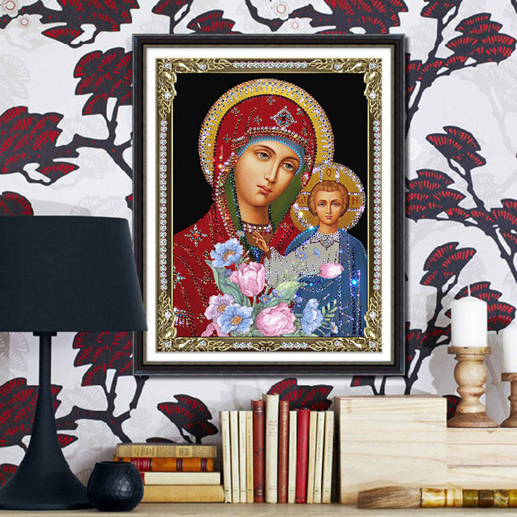 Religious Culture Diamond Painting