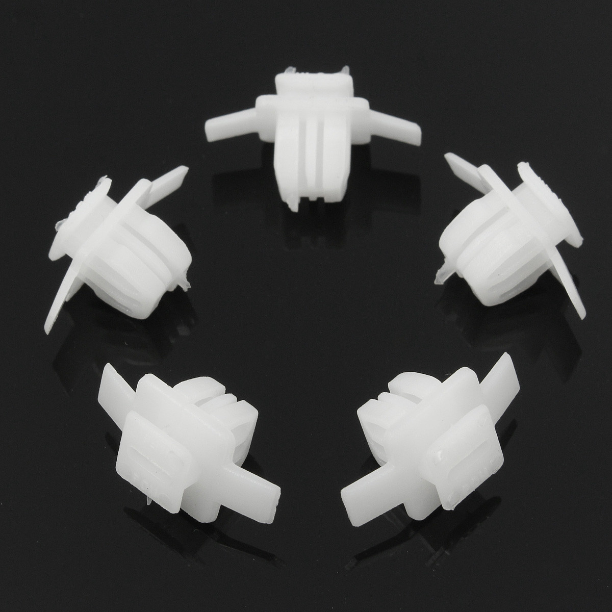 Buy Exterior Front Wheel Arch Trim Clips Wings Garnish For HONDA CIVIC CR-V CRV