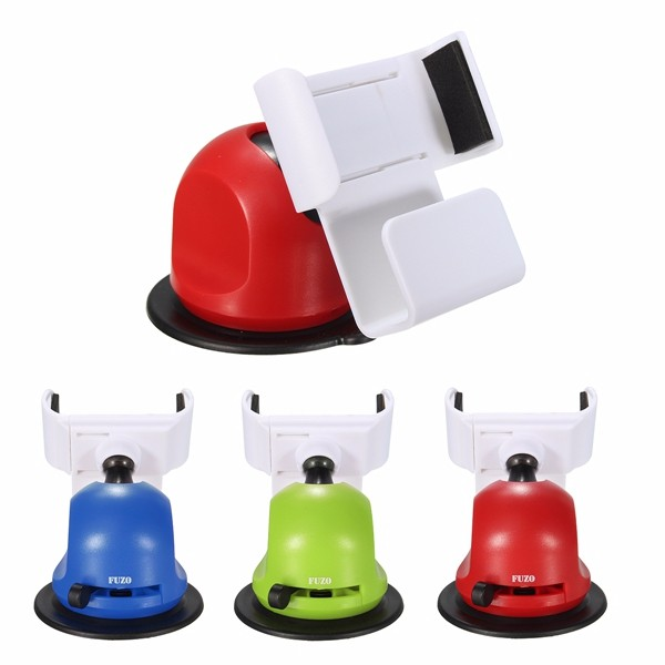 Universal Suction Cup Car Windshield Stand Mount Phone Holder 4-6cm For iPhone 5 SE 6
