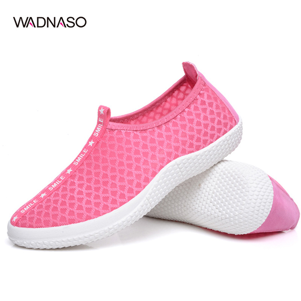 WADNASO Unisex Sport Outdoor Casual Running Breathable Soft Comfortable Mesh Sport Shoes