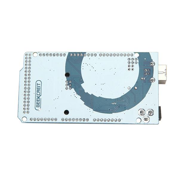 Geekcreit® MEGA 2560 R3 ATmega2560-16AU MEGA2560 Development Board With USB Cable For Arduino