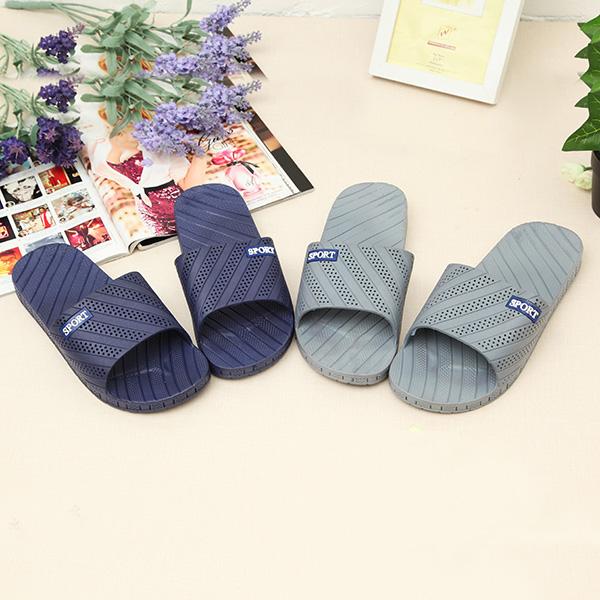 Family Shoes Men Home Slippers Bathroom Slippers Slip-resistant Anti-Skidding Indoor Slipper Shoes