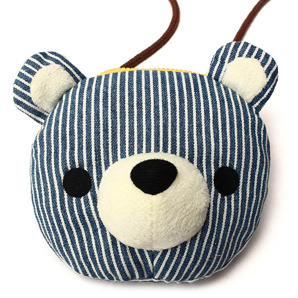 Cute Bear Shoulder Bag Coin Purse Small Bag
