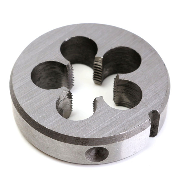 1/2-28 UNEF Right Hand Tap with Round Die