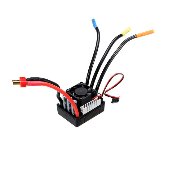 Buy Racerstar 80A ESC Brushless Waterproof Sensorless 1/8 RC Car Part