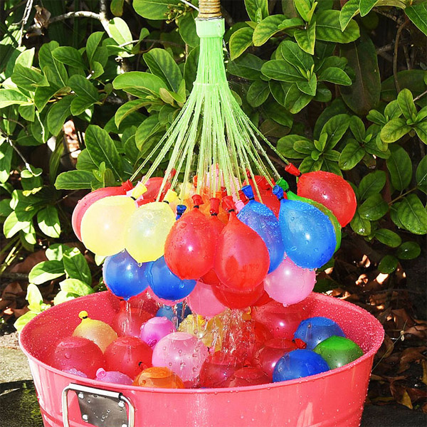 3 Beam of Balloons Colorful Magic Water Balloons Outdoor Recreation And Water Play Toys livelihoods and water resources