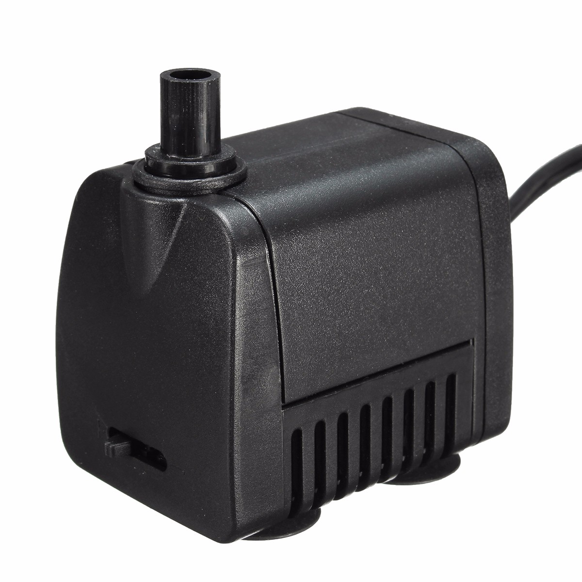 Ac 110v 120v 400l h small submersible water pump fountain for Small water fountain pump