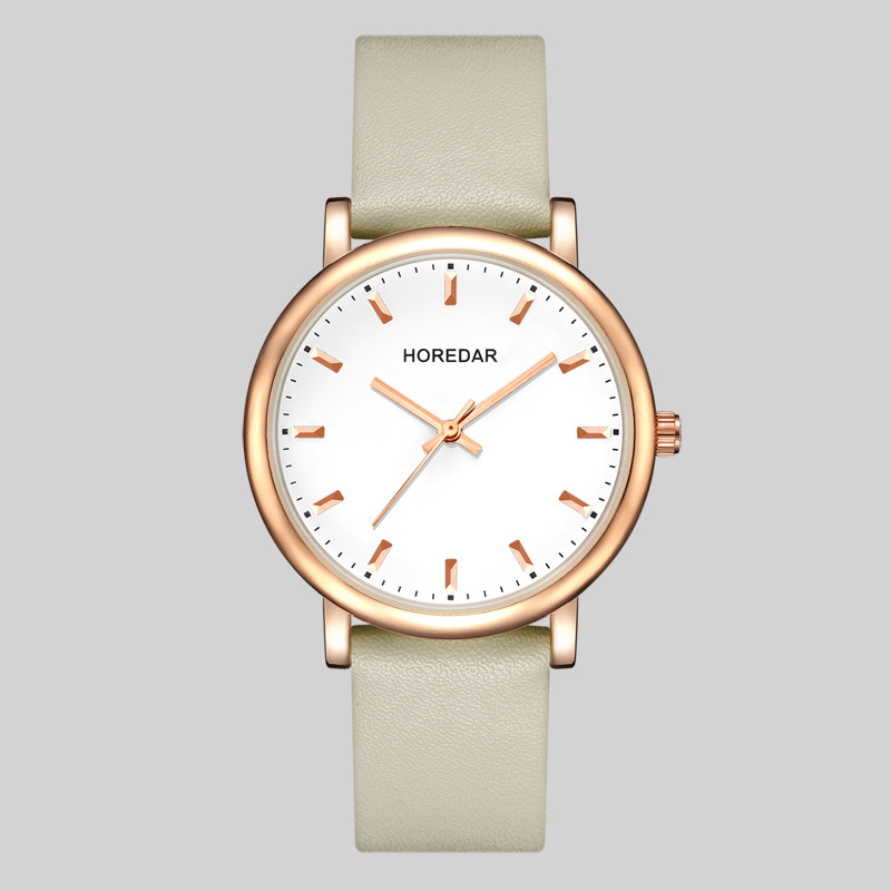 HORADAR M853 Classic Simple Waterproof Women Watch