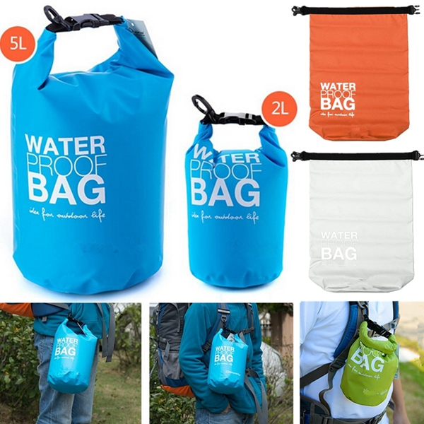 Rafting Bag Waterproof Storage Dry Bag Pouch Case for Kayaking Camping