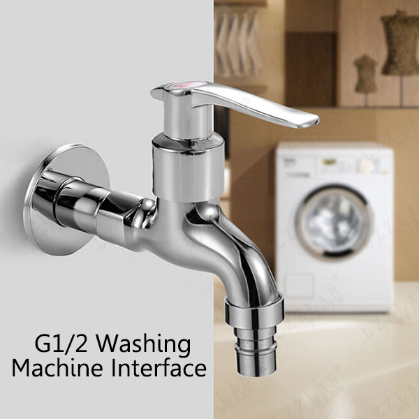 faucet washing machine