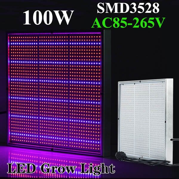 100W 1131 Red 234 Blue LED Grow Light Plant Lamp Garden Greenhouse Plant Seedling Light led grow light hydroponic full spectrum greenhouse indoor tent plant growth for plants vegetable growing tube lamp light