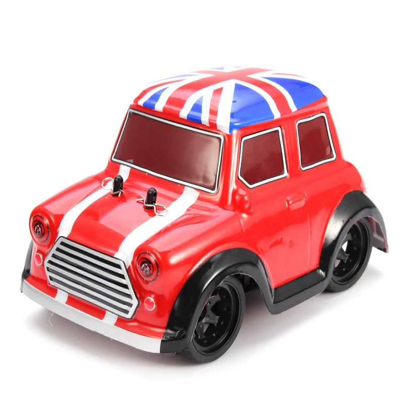 Buy SINOHOBBY 2.4GHz RC Cartoon QQ Car With Transmitter
