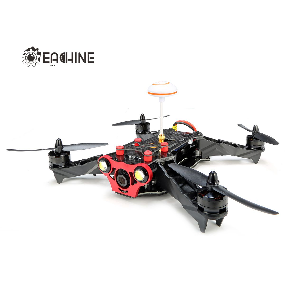Фото Eachine Racer 250 FPV Drone Built in 5.8G Transmitter OSD With HD Camera ARF Version