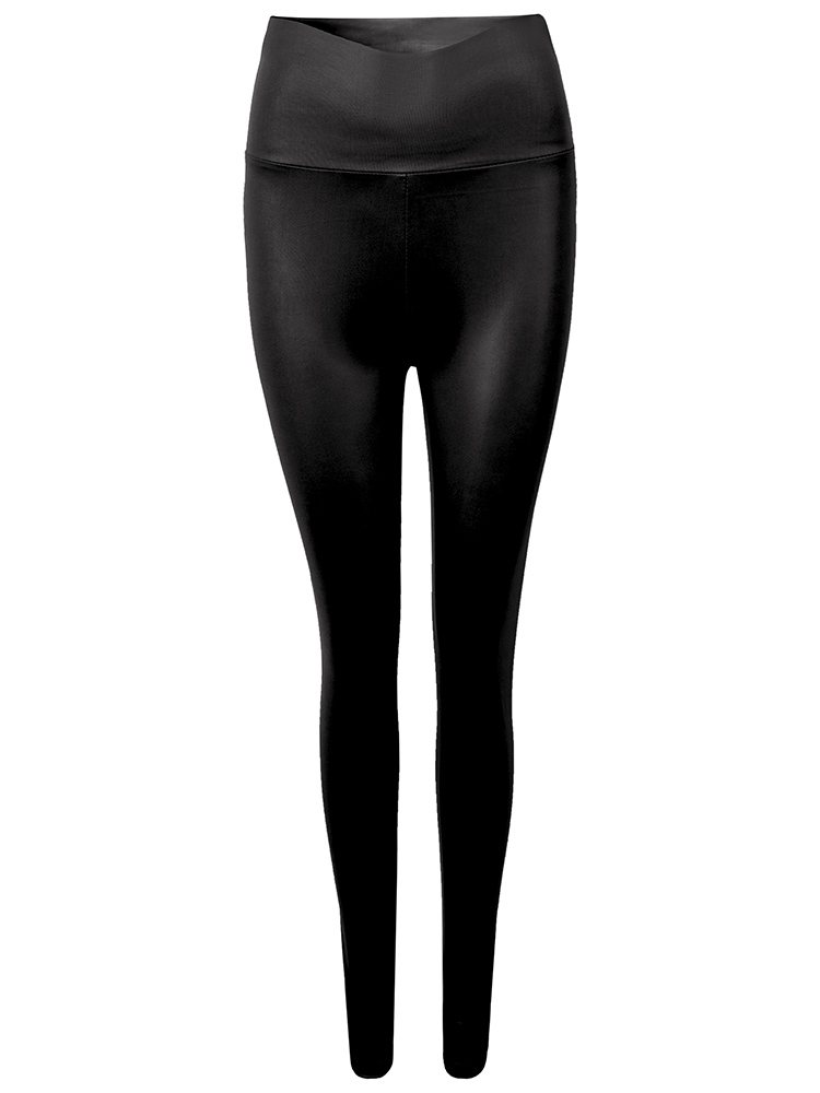 Women Sexy PU Legging