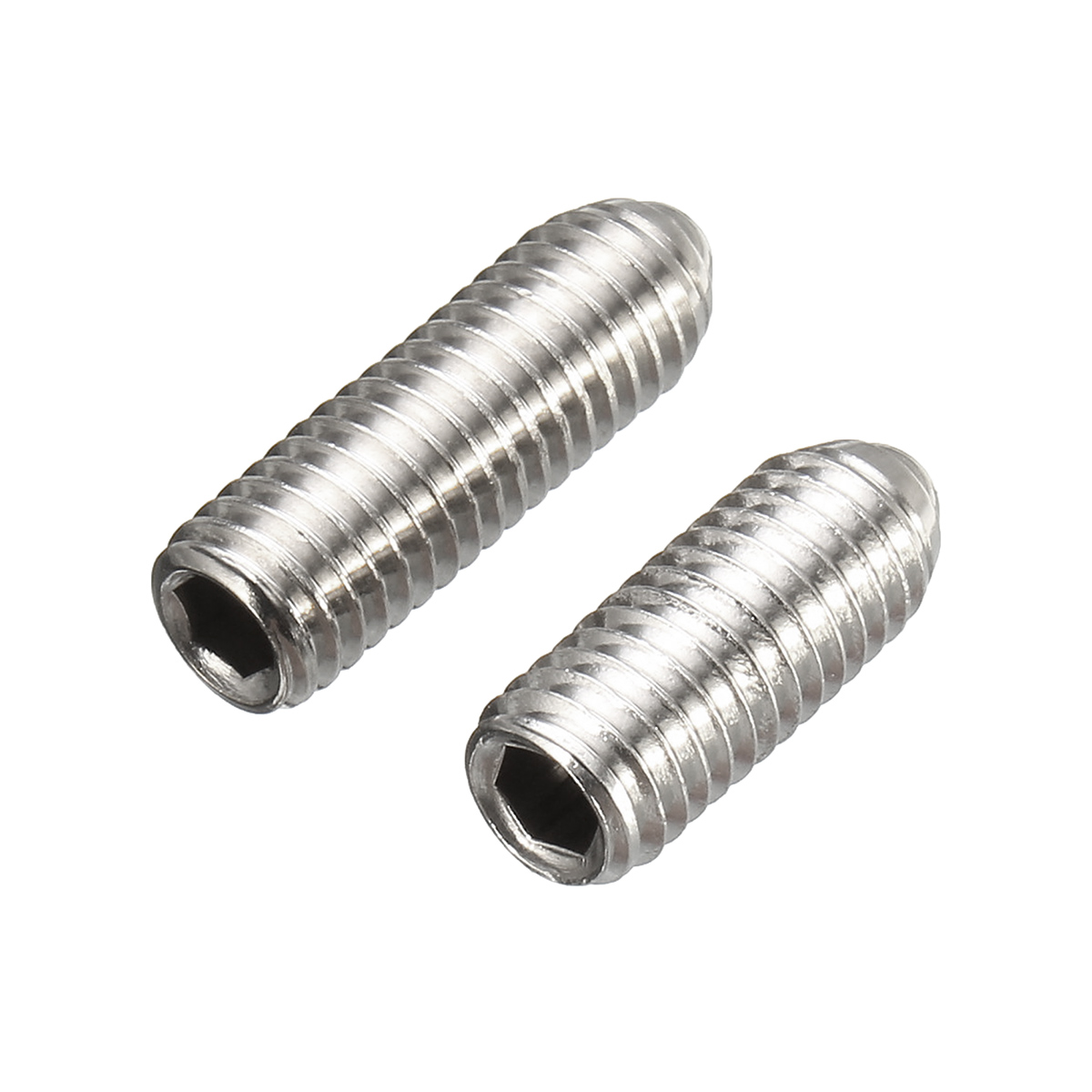 Pcs m stainless steel hex socket cap screws spring head
