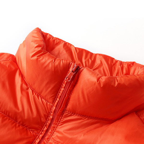 Mens Winter Warm Insulated Quilted Puffer Down Jacket