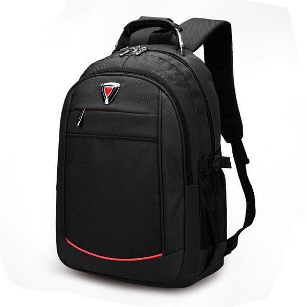 Men Women, Buisness Nylon 17inch, Big Capacity Laptop, Shoulders Bag Backpack