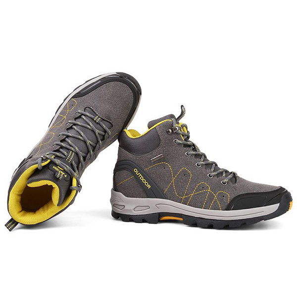 Men Outdoor Hiking Comfy Atheltic Shoes