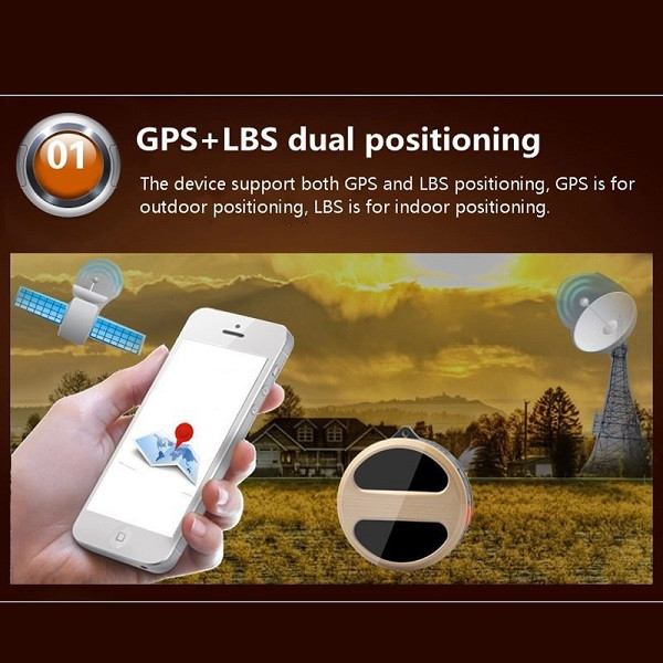 T8 Mini GPS Tracker Locator Personal Google Map SOS GSM GPRS Tracker for Kids Car