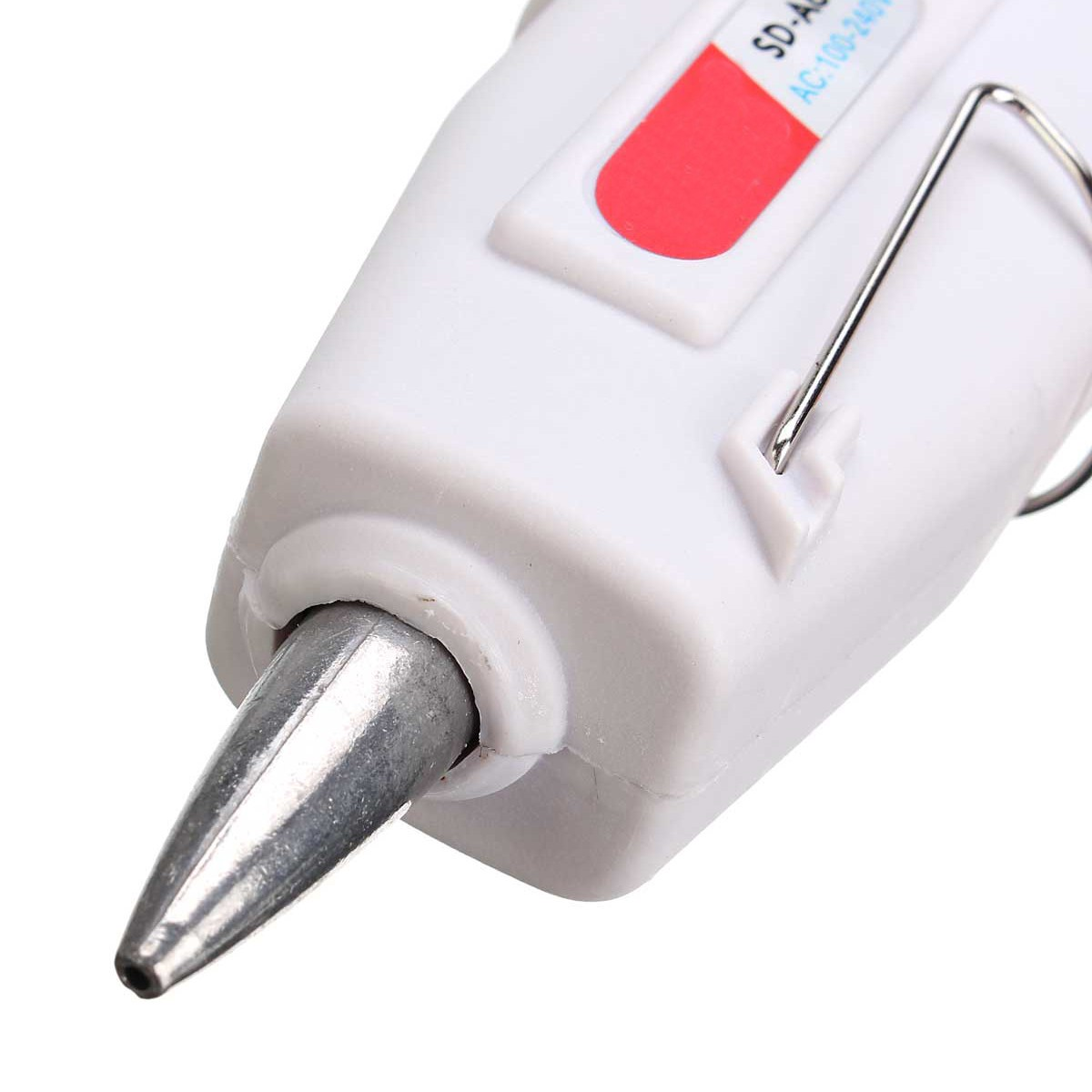 20W White Heating Hot Melt Electric Glue Gun Crafts Repair Tools