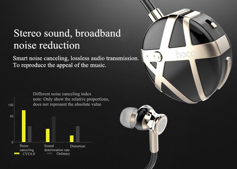 HOCO EPB07 Bluetooth Headphone