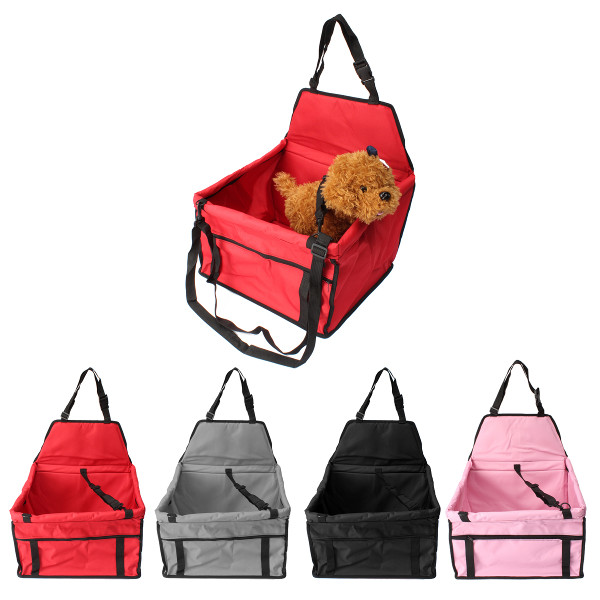 Car Pet Seat Oxford Cloth Pet Travel Bag